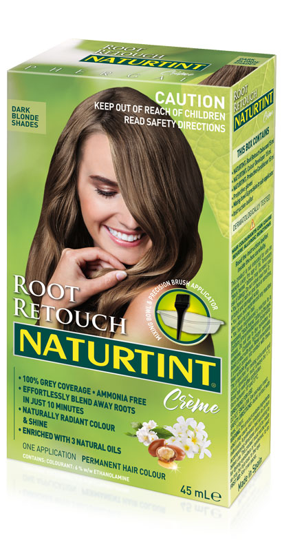Root Retouch Dark Blonde Shades