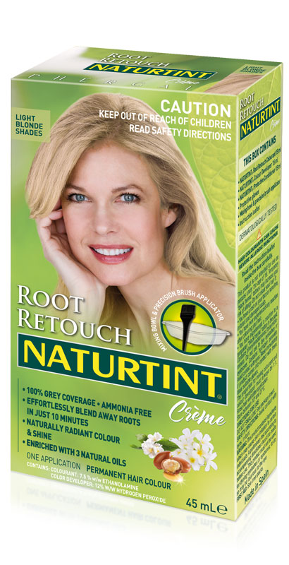 Root Retouch Light Blonde Shades
